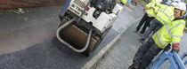 Revêtement de sol en asphalte / professionnel / routier / texturé