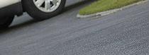 Revêtement de sol en asphalte / professionnel / pour parking / résidentiel