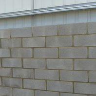 Bloc de béton creux / pour mur porteur / à haute résistance / haute performance