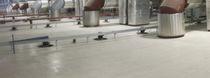 Chape flottante / en ciment / à haute résistance