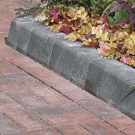 Bordure de jardin / en béton / autre formes