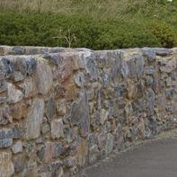 Parement en calcaire / extérieur / décoratif