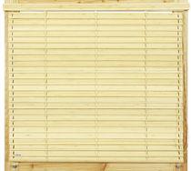 Stores vénitiens / en bambou / de protection solaire