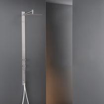 Set de douche mural / contemporain / avec douche à main