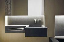 Plan vasque en céramique / à usage professionnel