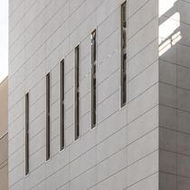 Bardage pour façade ventilée / en céramique / poli / en panneau