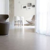 Revêtement de sol en céramique / professionnel / lisse / aspect pierre