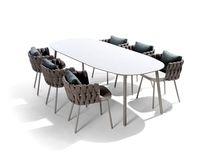 Plateau de table en céramique / antiabrasion / antitache / résistant à la chaleur