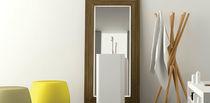 Miroir mural / contemporain / rectangulaire / de salle de bain