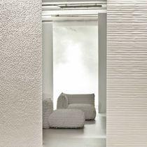 Carrelage d'intérieur / mural / en grès cérame / à rayures