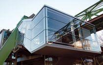 Système de fixation en métal / pour façade