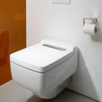 Lunette de toilette en résine