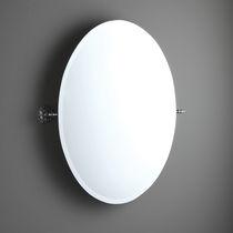 Miroir mural / de style / ovale / pour hôtel