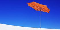 Parasol professionnel / en aluminium / en tissu / orientable