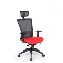 Fauteuil de bureau / contemporain / hauteur réglable / avec repose-tête