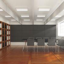 Panneau acoustique pour agencement intérieur / pour plafond / pour faux-plafond / pour mur intérieur