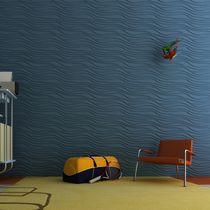 Panneau acoustique pour plafond / pour mur intérieur / pour cloison / mural
