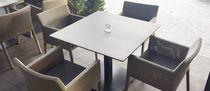 Plateau de table en pierre naturelle / professionnel