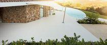 Revêtement de sol en pierre naturelle / pour commerce / résidentiel / en dalles
