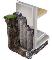Isolant thermique / en verre cellulaire / pour vide sanitaire / pour maison passive