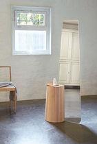 Miroir psyché / contemporain / en bois