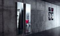 Miroir mural / contemporain / rectangulaire / en métal