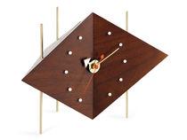 Horloge contemporaine / analogique / de table / en fonte