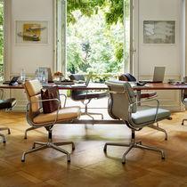 Chaise de bureau contemporaine / pivotante / avec accoudoirs / piètement étoile