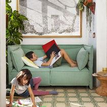 Canapé contemporain / en tissu / par Ronan & Erwan Bouroullec / 2 places