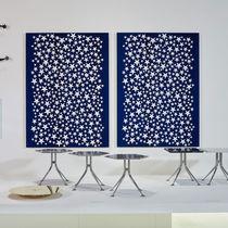 Panneau décoratif / en tissu / mural / imprimé