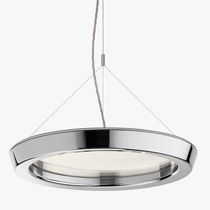 Lampe suspension / contemporaine / en métal / basse tension