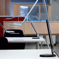 Lampe de bureau / contemporaine / en métal / basse tension