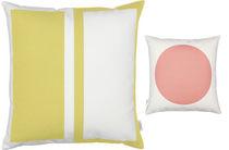 Coussin pour canapé / carré / en coton