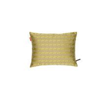 Coussin pour canapé / rectangulaire / à motif / en tissu