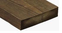 Bardage en bois de feuillus / lisse / en panneau / durable
