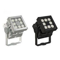Spot en saillie / d'extérieur / à LED / carré