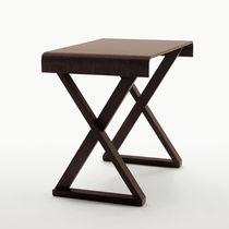 Table d'appoint contemporaine / en chêne / rectangulaire / par Antonio Citterio