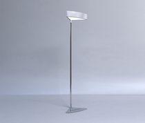 Lampe sur pied / contemporaine / en aluminium / en plastique