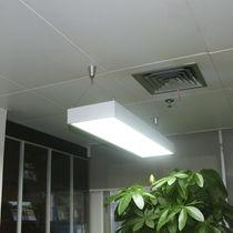 Luminaire apparent / suspendu / à LED / linéaire