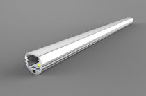 Profil éclairant encastrable / à LED / RGB / dimmable