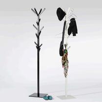 Porte-manteau sur pied / contemporain / en métal