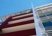 Brise-soleil en aluminium / pour façade / horizontal