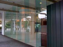 Panneau en verre pour mur-rideau