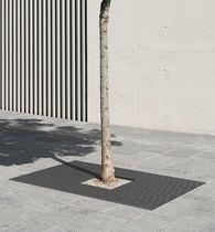 Grille d'arbre en acier / autre formes