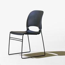 Chaise de conférence / visiteur / contemporaine / à usage professionnel