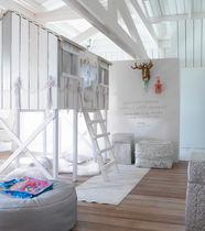 Lit cabane / simple / contemporain / pour enfant (unisexe)