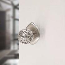 Bouton de porte contemporain / en bronze / en acier inoxydable