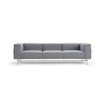 Canapé contemporain / en tissu / par Christophe Pillet