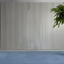 Panneau acoustique mural / en polyester / coloré / pour bureau