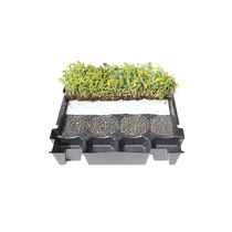 Toiture végétalisée pour toiture plate